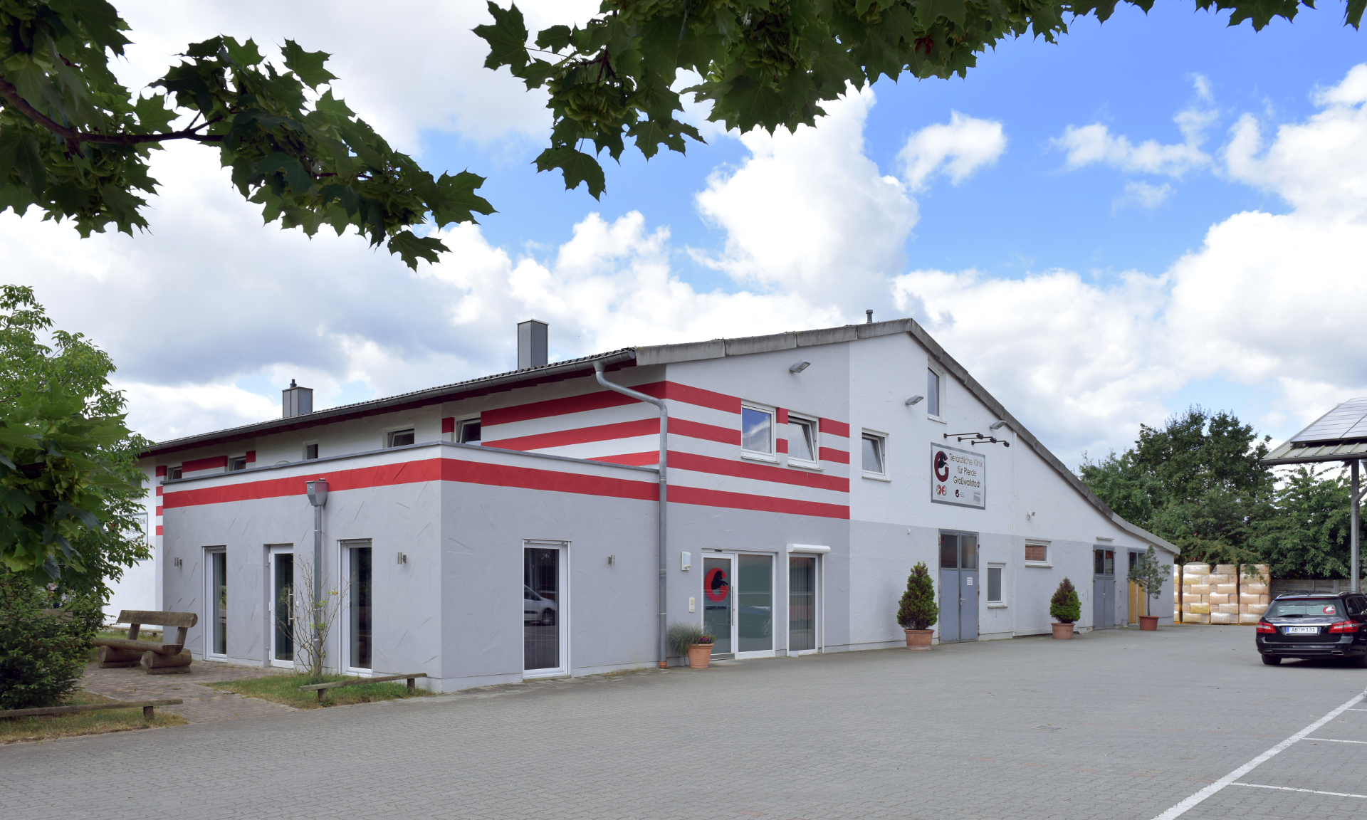 DENTAL COMPETENCE CENTRE FOR HORSES IN THE AREA OF RHEIN-MAIN